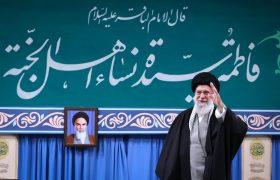 دیدار مداحان و ذاکران اهلبیت(ع) با امام خامنهای