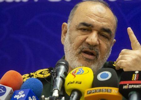 سرلشکر سلامی: تحریم تسلیحاتی اثری در قدرت دفاعی ما ندارد