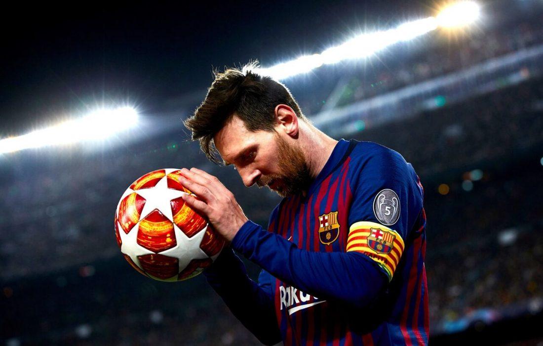 رکورد بیشترین بازی در لالیگا برای مسی