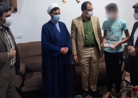 نگاه ویژه دادگستری لنجان به حمایت از خانواده زندانیان