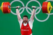 «تالاخادزه» با رکوردشکنی برای المپیک خط و نشان کشید