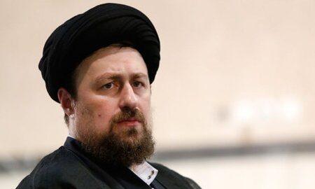سید حسن خمینی: ایستادن در مسند خدمتگزاری به مردم شریف و نظام اسلامی مسئولیت سنگینی است