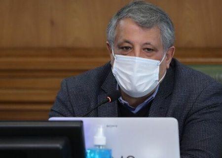هاشمی: رعایت پروتکل های بهداشتی در تهران به شدت کاهش یافته است