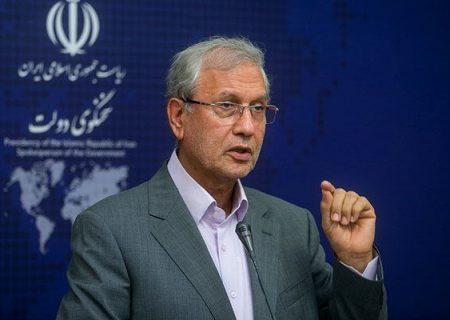 ربیعی: ارسال نامه توسط بایدن برای ایران درست نیست