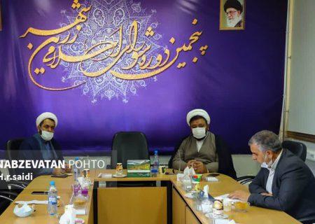 حجت الاسلام سبکتکین: مجالس ترحیم در زرین شهر از فلسفه واقعی خود فاصله گرفتهاند
