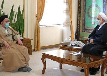محسنی اژهای: وزارت اطلاعات نقش مهمی در شناسایی و ریشه کنی بسترهای فسادزا دارد