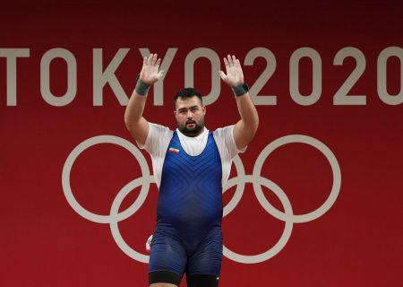 داودی: مدال المپیک را به کادر درمان و مردم ایران تقدیم میکنم