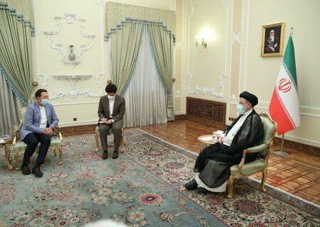 رئیسی: ایران از ظرفیت نهادهای بینالمللی استفاده خواهد کرد