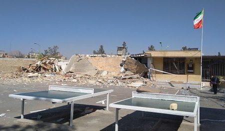 فوت یک نفر از حادثهدیدگان انفجار مدرسه در فولادشهر/علت حادثه انفجار همچنان در دست بررسی است