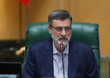 مجلس با استعفای قاضی زاده هاشمی موافقت کرد