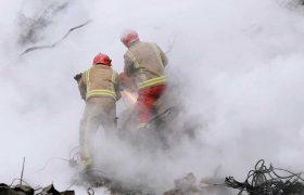 آتشنشانی تنها عشق است و خدمت