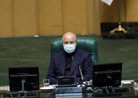 نظر قالیباف درباره جلسات رای اعتماد به کابینه، تحولات افغانستان و سفرهای استانی رئیسی
