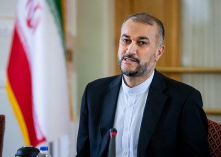 امیرعبداللهیان: دور جدید مذاکرات باید نتیجه ملموس و عملی داشته باشد