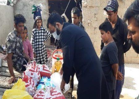 موکبی که به عراق نرفت ۱۵۰ میلیون تومان به نیازمندان بخشید