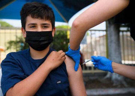 ۳ میلیون و ۵۰۰ هزار دانشآموز واکسینه شدند