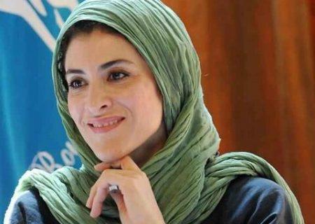 ویشکا آسایش بهترین بازیگر زن جشنواره فیلم زمستان