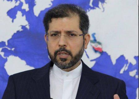 توضیحات سخنگوی وزارت خارجه ایران در مورد سفر «انریکه مورا» به تهران